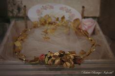 """Las más especiales coronas de ceremonia en """"Babette"""""""