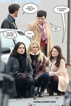 #swanqueen ||| Still not sure how I feel about this ship...