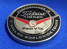 Titleist 2013 Pro V1x Twin Ball Marker Japan Limited Edition Japanese RARE New | eBay