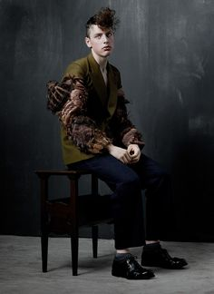 Photo by Albert Watson. Styling by Paul Sinclaire.  menswear mnswr mens style mens fashion fashion style editorial