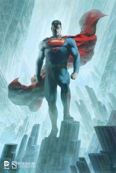 #Superman by Kris Anka