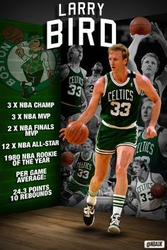Basket ball nba larry bird 23 new Ideas Celtics Basketball, Basketball Legends, Sports Basketball, Basketball Players, Basketball Scoreboard, Basketball Stuff, College Basketball, Larry Bird, Boston Celtics