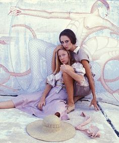Sissy Spacek and Shelley Duvall in 3 Women
