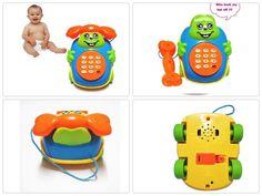 Baby Toys Music Cartoon Phone Educational Developmental Kids Toy Gift ORIGINAL  #Doesnotapply