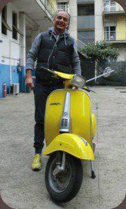 bellissimi i nostri clienti!!! #scooter Moto 39