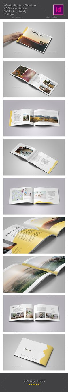 InDesign Multipurpose Brochure