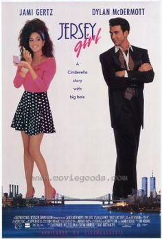 Amazon.com: Jersey Girl Movie Poster (27 x 40 Inches - 69cm x 102cm) (1992) -(Dylan McDermott)(Jami Gertz)(Sheryl Lee)(Aida Turturro): Home & Kitchen