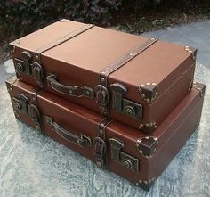 Mr Paddington Bear Vintage Style Handmade Wooden Storage Box With Ornate Handle Boxes/chests Antique Furniture