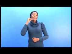 """How to sign """"Nice to meet you"""" in SASL Nice To Meet, Meet You, Say My Name, Sign Language, Languages, African, Names, Sayings, Learning"""