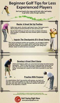 Biggner #Golf Tips for New Golf #Player