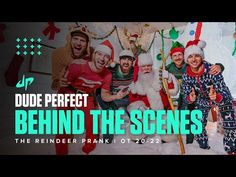 Pocket Flame Thrower | OT 21 - YouTube Christmas Pranks, Dude Perfect, Color Effect, Invite Your Friends, Reindeer, Behind The Scenes, Youtube, Movie Posters, Pocket