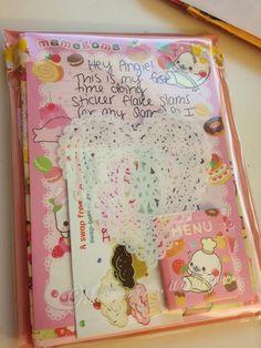 Ready to send! Slammed, Flakes, Menu, Packaging, Stickers, Paper, Handmade, Menu Board Design, Hand Made