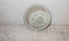 vintage old glass mirror beveled by vintagethisretrothat on Etsy, $13.00