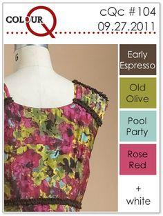 colourQ: colourQ's 2nd Birthday CASE a Queen Challenge #104...