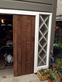 DIY Barn door project