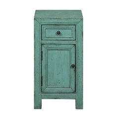 Bayberry Blue Cabinet Cabinets Accent Cabinets & Chests Accent Furniture