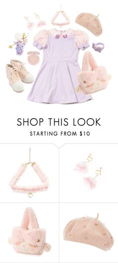 """Larme kei #2"" by sweetpasteldream ❤ liked on Polyvore featuring INC International Concepts, Dorothy Perkins and Too Faced Cosmetics"