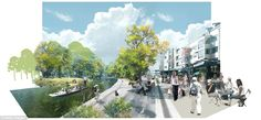 Campus vibe: The plan for a revived Christchurch includes better use of green…