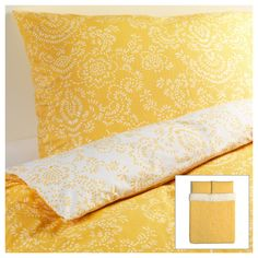 ÅKERTISTEL Duvet cover and pillowcase(s) - Full/Queen (Double/Queen) - IKEA... I want it! It may be time for a room makeover soon ;)