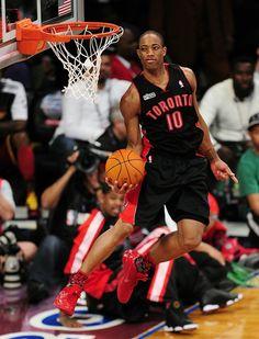 Demar DeRozan Toronto Raptors NBA Slam Dunk Contest