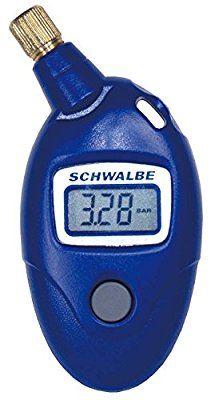 Schwalbe Airmax Pro - Misuratore Di Pressione per Bicicletta , Blu: Amazon.it: Auto e Moto