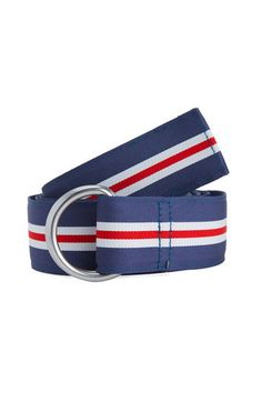 Wrap yourself with a ribbon of color—and give those khakis a fresh look—with our men's belt that's a perfect fit every time. Latest Clothes For Men, D Ring Belt, Ribbon Belt, Latest Mens Fashion, Preppy, Perfect Fit, Pop, Guys, Khakis