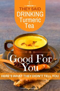 making turmeric tea at home is a great way to incorporate this spice into your life