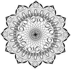 A Luck and Fortune Mandala...free download. http://www.invediclight.com/astrology.html