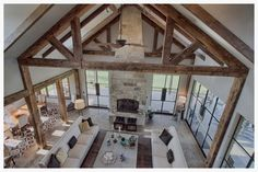 Rocking N Ranch — Timber and Stone Builders