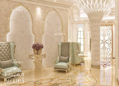 We are a decoration Company, based in Dubai, Abu Dhabi and all over UAE, specializing in luxury residential projects, décor style for Villa and hotels. Hall Mirrors, Companies In Dubai, Residential Interior Design, Luxury Villa, Decor Styles, Interior Decorating, Islamic, Elegant, Decoration