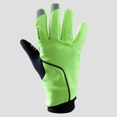 15 - Cycling Cycling - 500 Winter Cycling Gloves B'TWIN - Clothing accessories