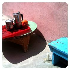 Somewhere in Maroc