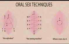 Oral sex techniques #SexTips