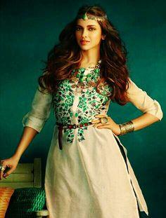 Deepika Padukone Green