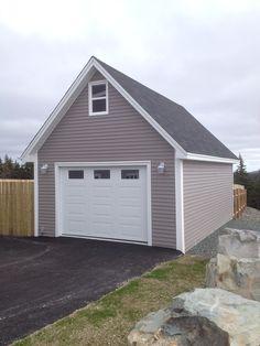 18x22 Gable Garage Garage Modern Houses Interior Modern House