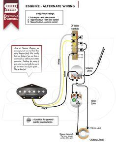 7e70320783502a1915dd0bd68235c9ca--guitar-pickups-strat  Pickup Esquire Wiring Diagram on sidewinder bass, guitar two, for bartolini 6rc, seymour duncan rail, for bartolini rickenbacker, 2 humbucker 1 single coil guitar,