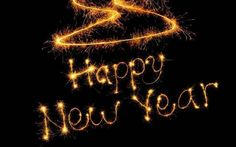 Happy New Year Animated Wallpapers Black Backgrounds
