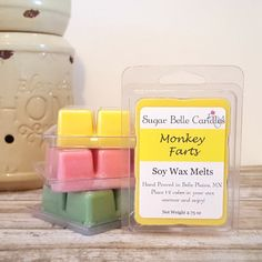 Soy Wax Tarts - Scented Wax Melts - Soy Candle Melts - Wax Cubes - Soy Wax Melts - Natural Wax Melts - Room Fragrance - Birds of Paradise Scented Wax Melts, Soy Wax Melts, Soy Candles, Scented Candles, Homemade Foundation, Tart Warmer, Wax Tarts, Fragrance, Cubes