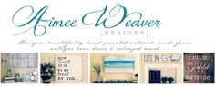 Aimee Weaver Designs — Custom Orders
