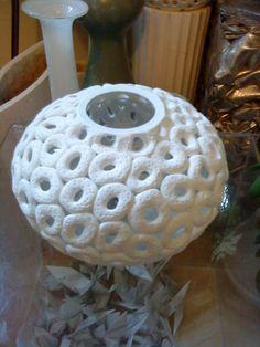 vase polymer clay