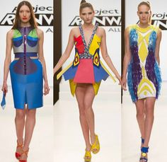 unconventional challenge project runway - Google Search