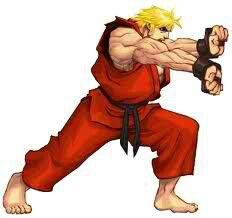 Ken Super Street Fighter 2 HD Remix