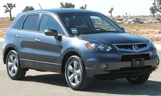 Acura RDX 2007 Photos