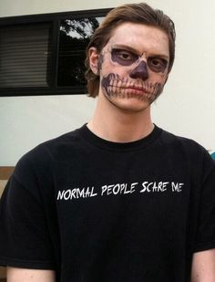Evan peters!! American Horror Story show