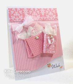 Wish and Gift Bags by kittie747 - Cards and Paper Crafts at Splitcoaststampers