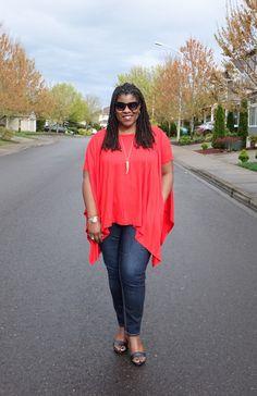 Plus size blogger spotlight- Carol of Evolving Your Image on The Curvy Fashionista