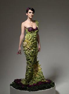 artichoke dress.