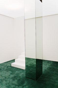 IDEA TEXTURAS/ DISEÑO ESCENOGRÁFICO  UTILERÍA VANITY DIR ARTE navisis:  Tate Modern Richard Hamilton