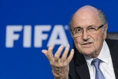 Blatter appeals against ban at CAS sports tribunal