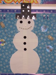 Snow Bulletin Board